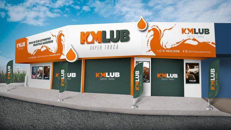Design de Logo para empresa de troca de óleo
